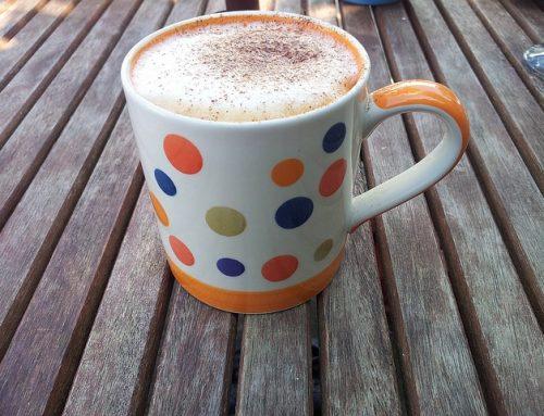 Kawa w diecie mamy