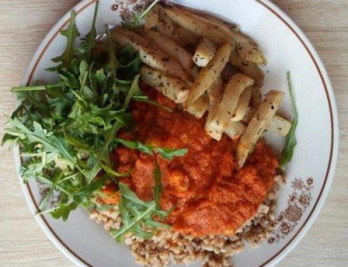 Przegląd obiadowy #1 (wiosna)