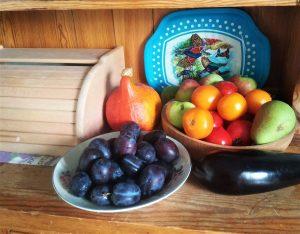 dynia jesienne warzywa i owoce